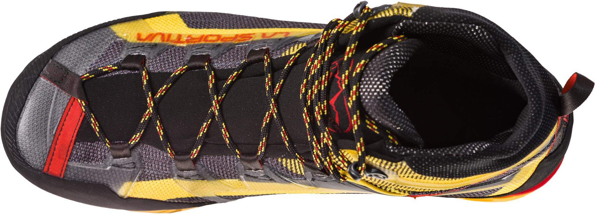 La Sportiva Trango Tech GTX Schuhe Herren blackyellow